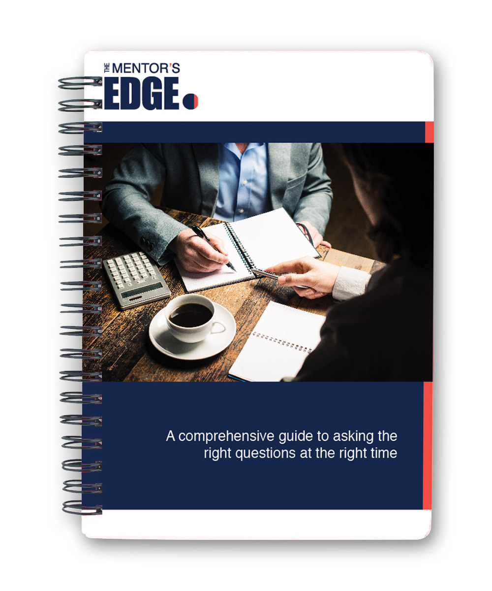 Mentor edge ebook cover