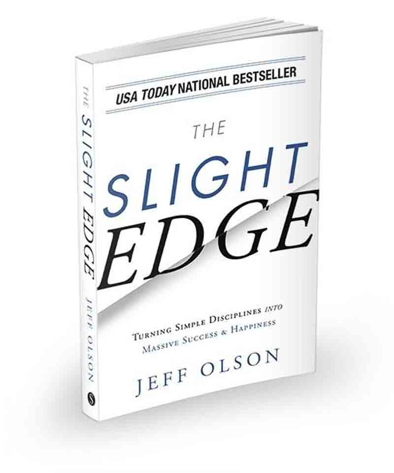 The Slight Edge book