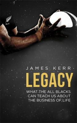 Legacy the book