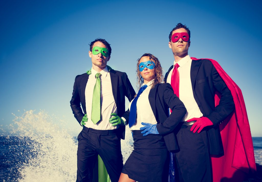 Sales and business culture success