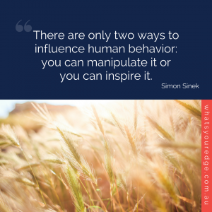 WYE Book Quote - Simon Sinek