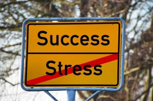 stress or success