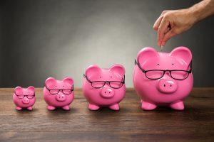 trust piggy bank