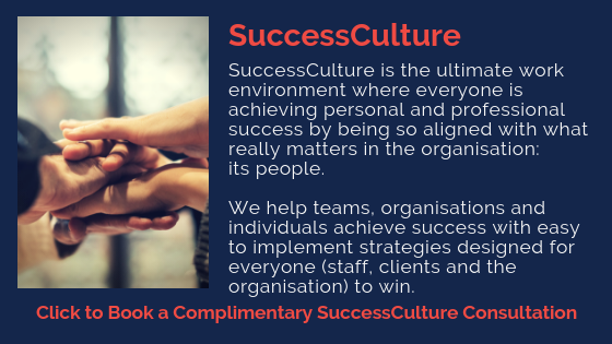 What is Success Culture