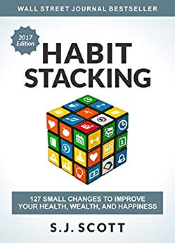 WYE book review Habit Stacking