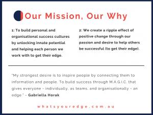 WYE mission